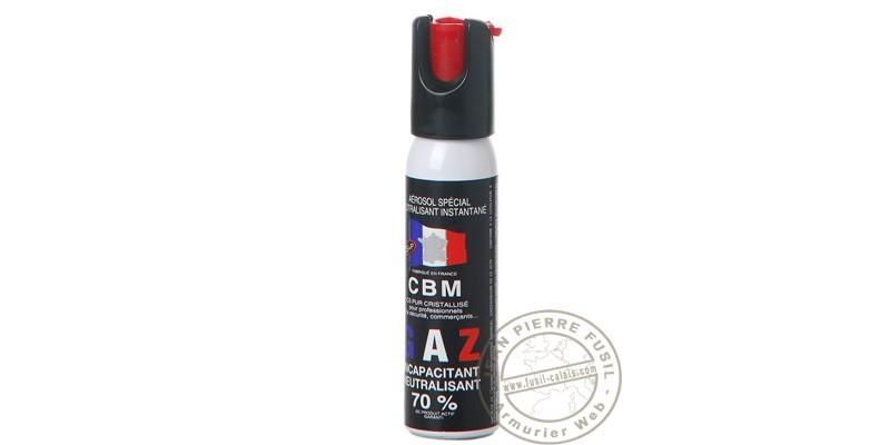 Self defence spray - 25 ml - CS Gas