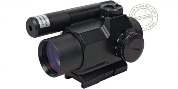 VEOPTIK - Red dot 1x30 and lasersight