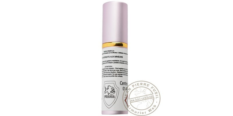 PIRANHA red pepper spray lipstick style - 22 ml