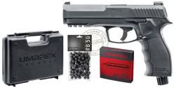 Pistolet CO2 à balles de caoutchouc T4E HDP 50 - Cal.50 (11 Joules max)