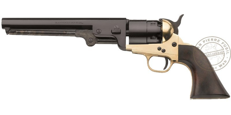 Revolver PIETTA 1851 Navy Millenium US Martial - Cal. 44 - Canon 7.5'