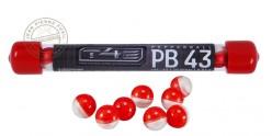 UMAREX T4E pepperdust balls - .43 bore - x 10