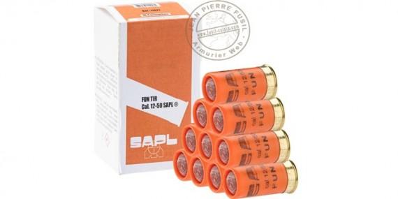 FUN TIR cartridges - Cal 12/50